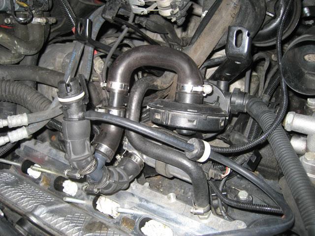 Modified ICV hose